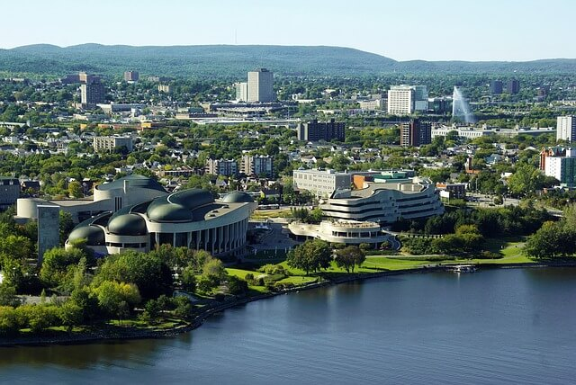 Ottawa Ranked Top City in Canada for Economic Attractiveness