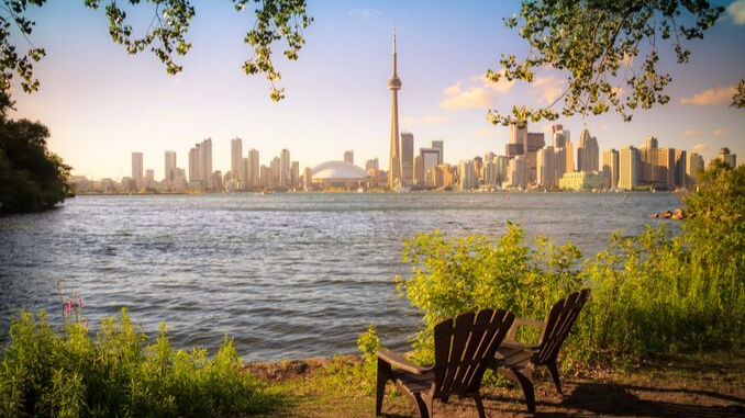 Toronto Is a Fabulous Place for a Fall Getaway