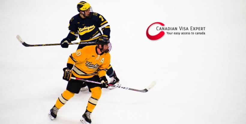 Canadian Visa Expert - Hockey