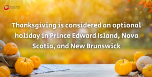 Canadian Visa Expert: Thanksgiving in Canada